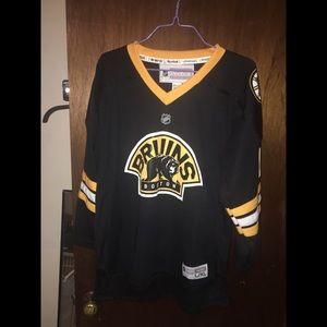Youth XL Boston Bruins Lucic Jersey